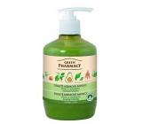 Green Pharmacy Aloe Vera a Avokádo zvlhčujúce tekuté krémové mydlo 460 ml