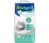 Biokats Fresh Podstielka prírodný s vôňou čerstvej jarnej trávy 10 kg