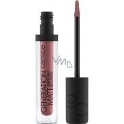 Catrice Generation Matt Comfortable Liquid Lipstick tekutá rtěnka 070 Mauve to the Rhythm 5 ml