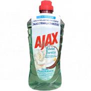 Ajax Floral Fiesta Dual Fragrance Gardenia & Coconut univerzálny čistiaci prostriedok 1 l