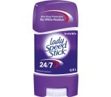 Lady Speed Stick 24/7 Invisible antiperspirant deodorant gel stick pro ženy 65 g