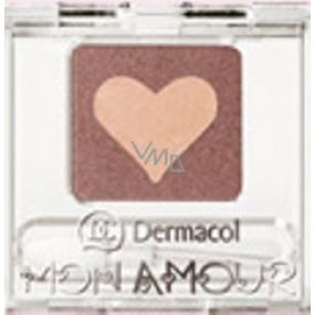 Dermacol Mon Amour 03 Duo očné tiene 2,2 g