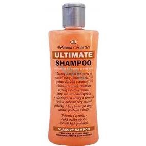 Bohemia Gifts & Cosmetics Ultimate šampon pro rychle se mastící vlasy 250 ml