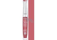 Bourjois 3D Effet Gloss lesk na rty 03 Brun Rosé Academic 5,7 ml