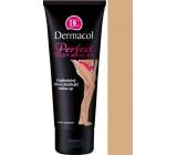 Dermacol Perfect Body Make-up voděodolný zkrášlující tělový make-up odstín Caramel 100 ml