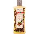 Bohemia Gifts & Cosmetics Kofein relaxační krémový sprchový gel 250 g