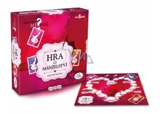 Albi Hra o manželství obsahuje 600 otázek a vtipné kreslení