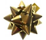 Nekupto Hviezdica strednej luxus zlatá, zlatý prúžok 6,5 cm