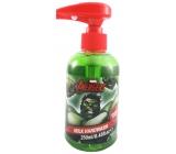 Marvel Hulk tekuté mydlo na ruky so zvukmi 250 ml
