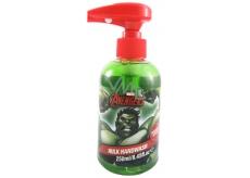 Marvel Avengers Huk tekuté mydlo na ruky so zvukmi 250 ml