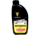 Coyote Antifreeze G12 D/F koncentrovaná nemrznoucí kapalina do chladičů automobilů 1 l