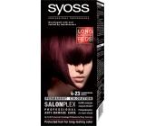 Syoss Color SalonPlex barva na vlasy 4-23 Marsala