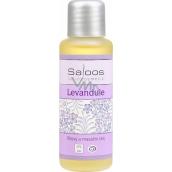 Saloos Levanduľa telový a masážny olej k regenerácii, proti bolestiam, stresu 50 ml