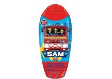 Požárník Sam 2v1 šampón a kondicionér na vlasy pro děti 200 ml