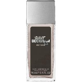 David Beckham Beyond parfumovaný deodorant sklo pre mužov 75 ml Tester