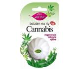 Bion Cosmetic balzam na pery vajíčko Cannabis 6 ml