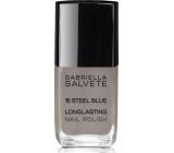 Gabriella salva Longlasting Enamel lak na nechty 15 Steel Blue 11 ml