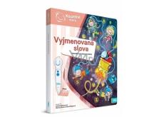 Albi Kúzelné čítanie interaktívne hovoriace kniha Vybrané slová