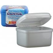 Dentol Denture Box krabička na umelý chrup 1 kus