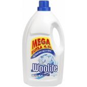 Woolite Extra White Brilliance tekutý prací prostriedok 75 dávok 4,5 l