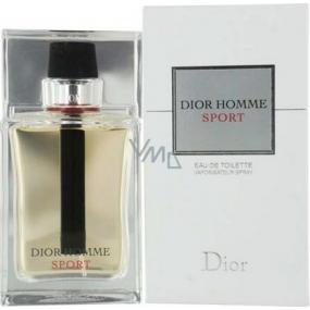 Christian Dior Dior Homme Sport toaletní voda 50 ml