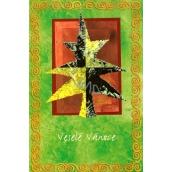Nekupto Blahoželanie Veselé Vianoce - strom 1 kus