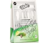 Shake Fragrance Closet Sachets vonné sáčky do skříně Cedar & Vanilla 3 kusy