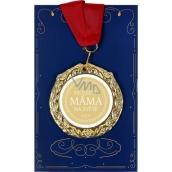 Albi Papierové prianie do obálky Prianie s medailí - Najlepšia mama W