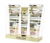 Vivian Gray Temptation - Pokušenie luxusné telové mlieko 100 ml + sprchový gél 100 ml + krém na ruky 30 ml