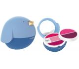 Pupa Bird 1 Make-up kazeta pre líčenie pier 004 5,4 g