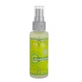 Saloos Natur Aróma Airspray Litsea Cubeba - Vavrín kubébový bytový sprej podporuje duševnú sviežosť a aktivuje myslenie 50 ml