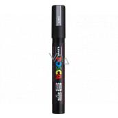 POSCO Univerzálny akrylátový popisovač 1,8 - 2,5 mm Strieborná