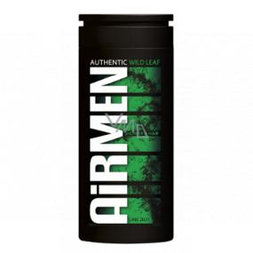 Authentic Airmen Wild Leaf 2v1 sprchový gél a šampón pre mužov 400 ml
