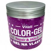 Štýl Vitali Color Repair & Hold Aloe Vera tužiace gél na vlasy 390 ml