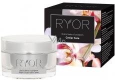 Ryor Caviar Care s kaviárom nočný krém 50 ml