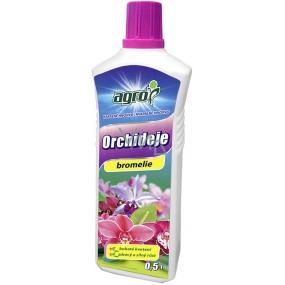 Agro Orchidea bromelie kapalné hnojivo pro orchideje 0,5 l