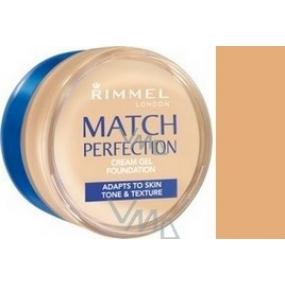 Rimmel London Match Perfection krémový make-up 303 True Nude 18 ml