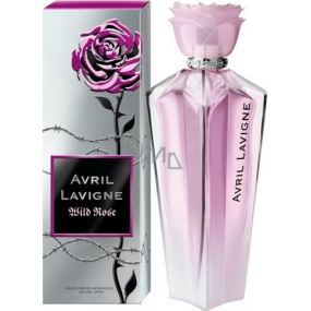 Avril Lavigne Wild Rose parfémovaná voda pro ženy 30 ml