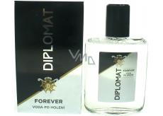 Astrid Diplomat Forever voda po holení pro muže 100 ml