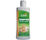 Lord Šampón pre psov a mačky s norkovým olejom 250 ml
