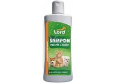 Lord Šampon pro psy a kočky s norkovým olejem 250 ml