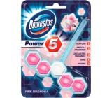 Domestos Power 5 Pink Magnolia WC záves 55 g