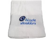 DÁREK Head & Shoulders ručník bílý 90 x 50 cm