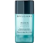 Bvlgari Aqva pour Homme Marine deodorant stick 75 ml