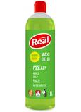 Real Maxi upratovanie Podlahy univerzálny antistatický čistiaci prostriedok s arómou olejmi na nerez, sklo, plasty 1 l