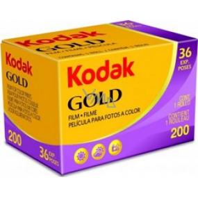 Kodak Gold Kinofilm 200 135/36 1 kus