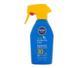 Nivea Sun Kids F3 opaľovací hydratačný sprej 300 ml