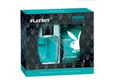 Playboy Endless Night for Him toaletná voda 60 ml + sprchový gél 250 ml, darčeková sada