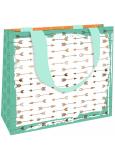 Nekupto Darčeková papierová taška 23 x 17,5 x 10 cm Šípy 1857 LFM