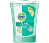 Dettol Svěžest okurky antibakteriální mýdlo do bezdotykového dávkovače náhradní náplň 250 ml